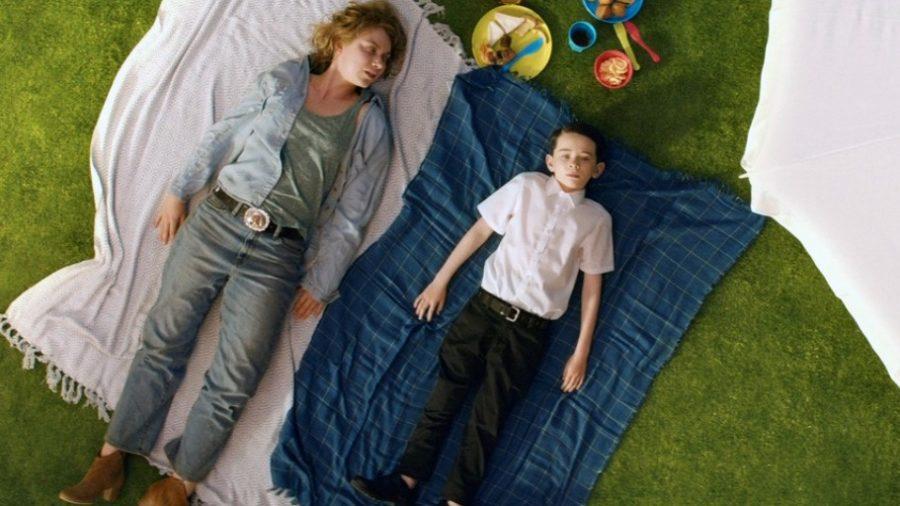 лежат на ковриках