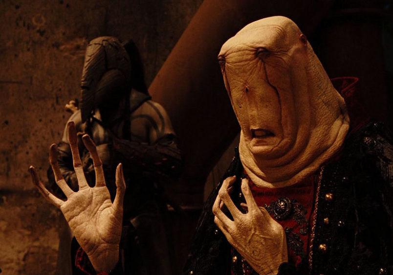 Даг Джонс в образе Гофмайстера (Хеллбой 2)